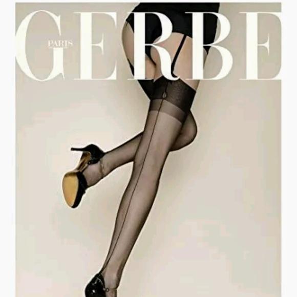 9d68e2603 Gerbe París bas carnation 10 stockings new
